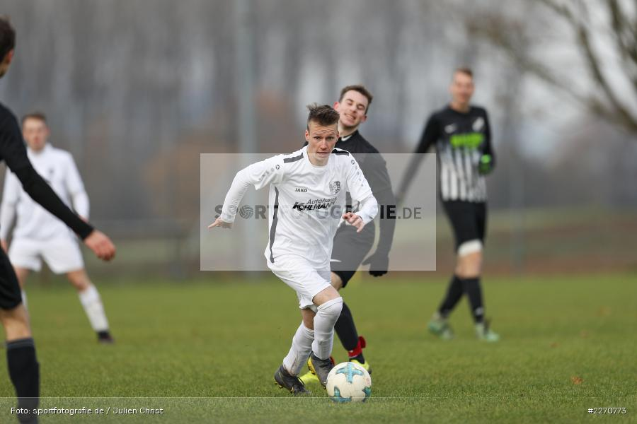 Leonard Ehrenfels, 24.11.2019, A-Klasse Würzburg Gr. 6, TSV Karlburg III, TSV Retzbach II - Bild-ID: 2270773