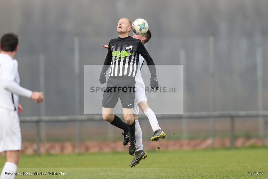 Leonard Ehrenfels, Stefan Zull, 24.11.2019, A-Klasse Würzburg Gr. 6, TSV Karlburg III, TSV Retzbach II - Bild-ID: 2270777