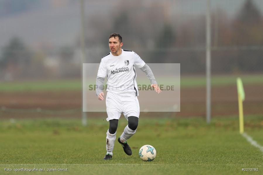 Gabriel Nunn, 24.11.2019, A-Klasse Würzburg Gr. 6, TSV Karlburg III, TSV Retzbach II - Bild-ID: 2270782