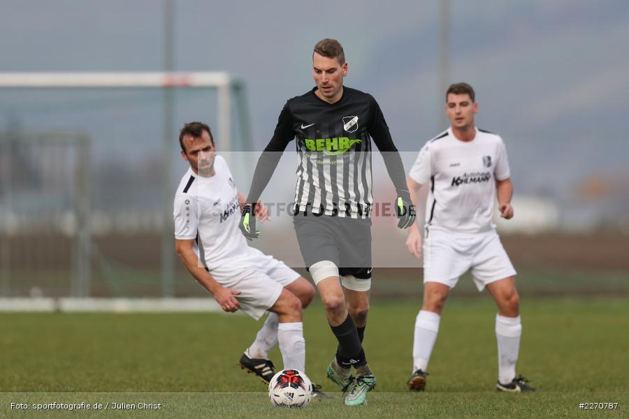 Kevin Mehler, 24.11.2019, A-Klasse Würzburg Gr. 6, TSV Karlburg III, TSV Retzbach II - Bild-ID: 2270787