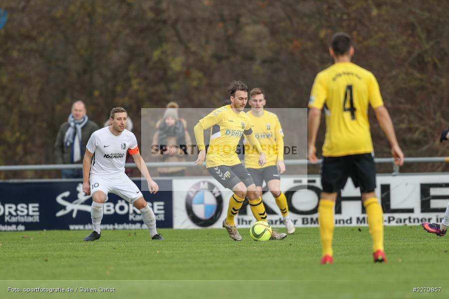 Christian Schraps, Bayernliga Nord 30.11.2019, SpVgg Bayern Hof, TSV Karlburg - Bild-ID: 2270857