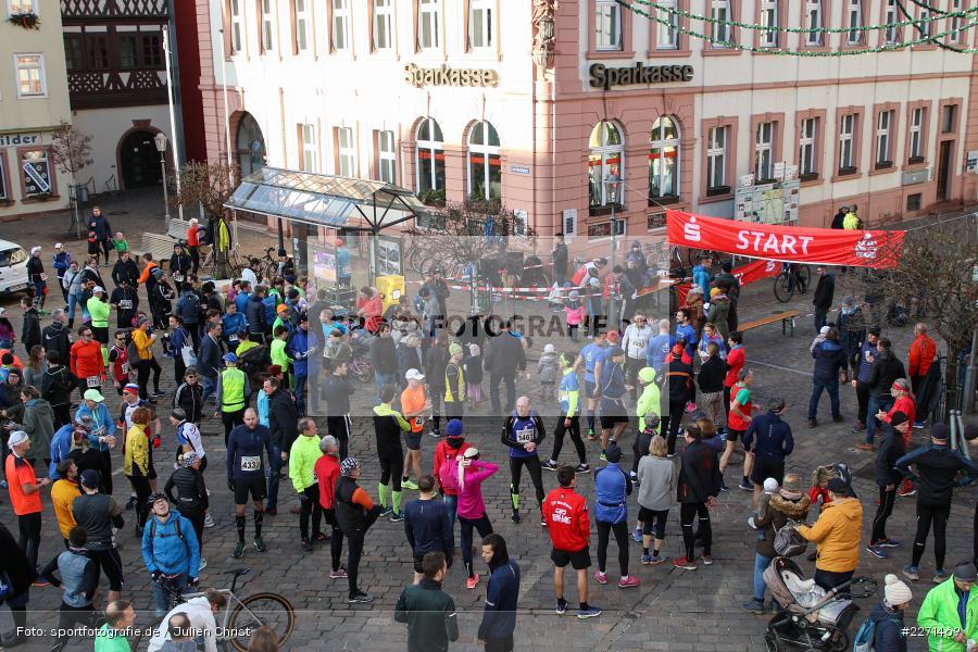 11.01.2020, LG Main-Spessart, LG Karlstadt, 30. Staustufenlauf Karlstadt - Bild-ID: 2271469