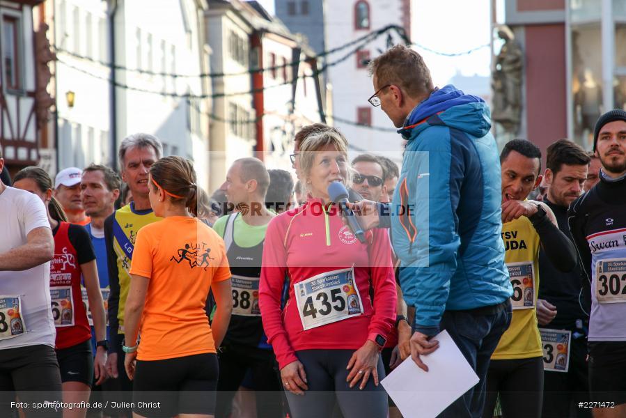 Carmen Förster, Günther Felbinger, 11.01.2020, LG Main-Spessart, LG Karlstadt, 30. Staustufenlauf Karlstadt - Bild-ID: 2271472