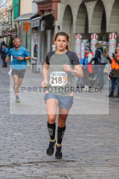 Nadja Heininger, 11.01.2020, LG Main-Spessart, LG Karlstadt, 30. Staustufenlauf Karlstadt - Bild-ID: 2271527