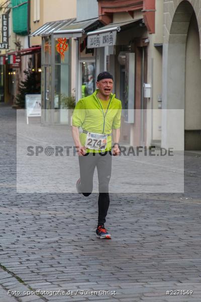 Christian Mahr, 11.01.2020, LG Main-Spessart, LG Karlstadt, 30. Staustufenlauf Karlstadt - Bild-ID: 2271549