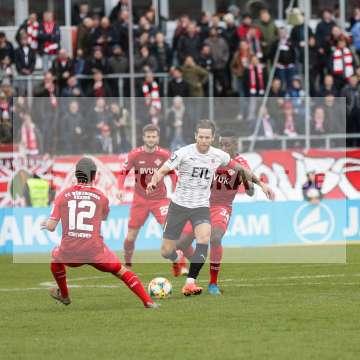 FC Würzburger Kickers - Viktoria Köln