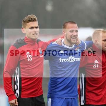 FC Würzburger Kickers - SpVgg Unterhaching
