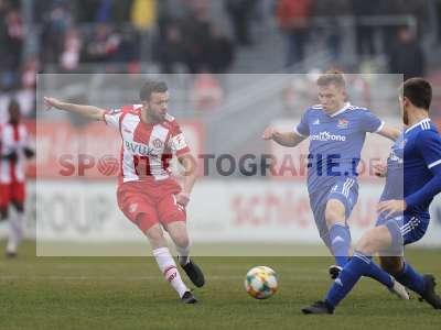 Fotos von FC Würzburger Kickers - SpVgg Unterhaching auf sportfotografie