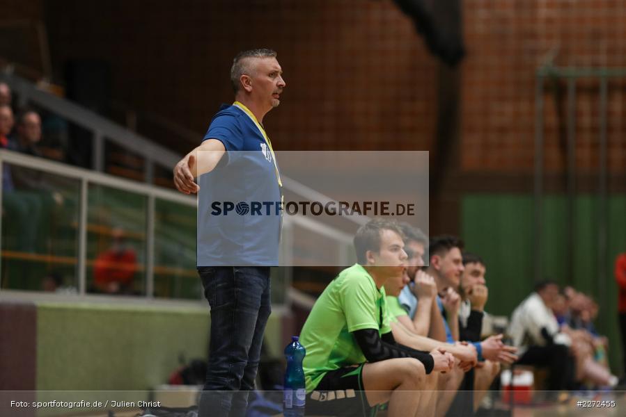 Harry Rauch, 09.02.2020, Bezirksliga Staffel Nord, DJK Nüdlingen, TSV Karlstadt - Bild-ID: 2272455