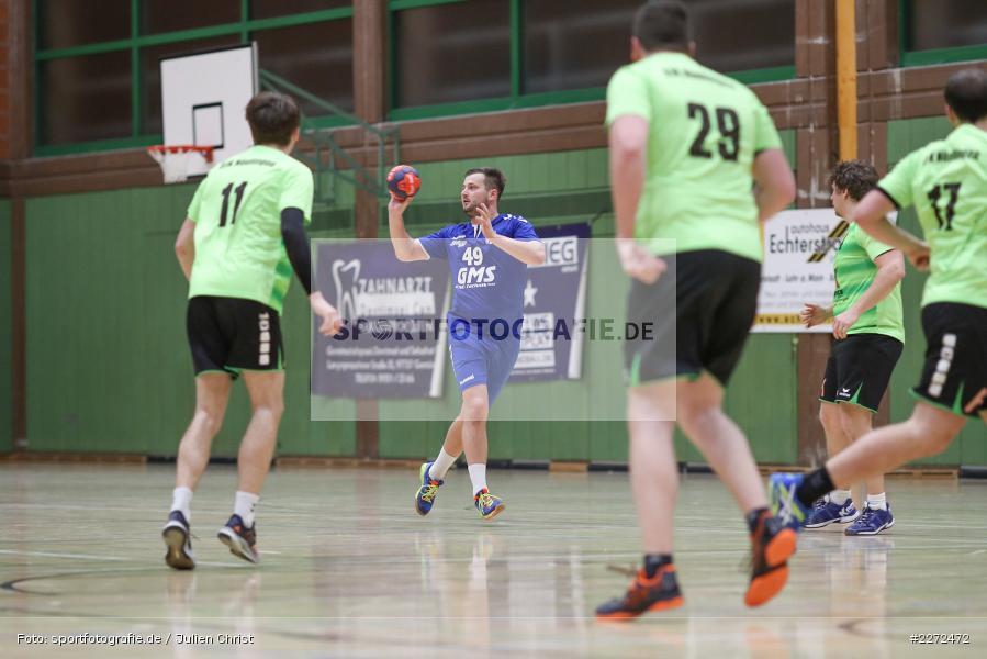 Sebastian Reiss, 09.02.2020, Bezirksliga Staffel Nord, DJK Nüdlingen, TSV Karlstadt - Bild-ID: 2272472