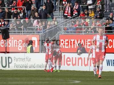 Fotos von FC Würzburger Kickers - FC Ingolstadt 04 auf sportfotografie