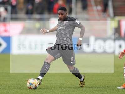Fotos von FC Würzburger Kickers - FC Ingolstadt 04 auf sportfotografie.de
