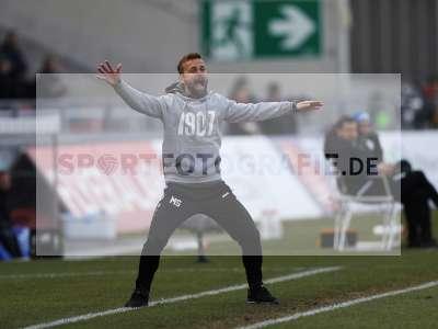 Fotos von FC Würzburger Kickers - SV Waldhof Mannheim auf sportfotografie.de