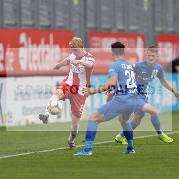 FC Würzburger Kickers - FC Hansa Rostock