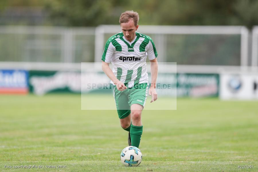 Simon Landsfried, Kreisfreundschaftsspiele, 26.08.2020, DJK Büchold, FV Karlstadt - Bild-ID: 2277657
