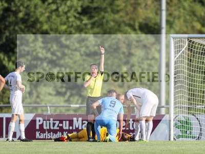 Fotos von TSV Karlburg - SV Vatan Spor Aschaffenburg auf sportfotografie