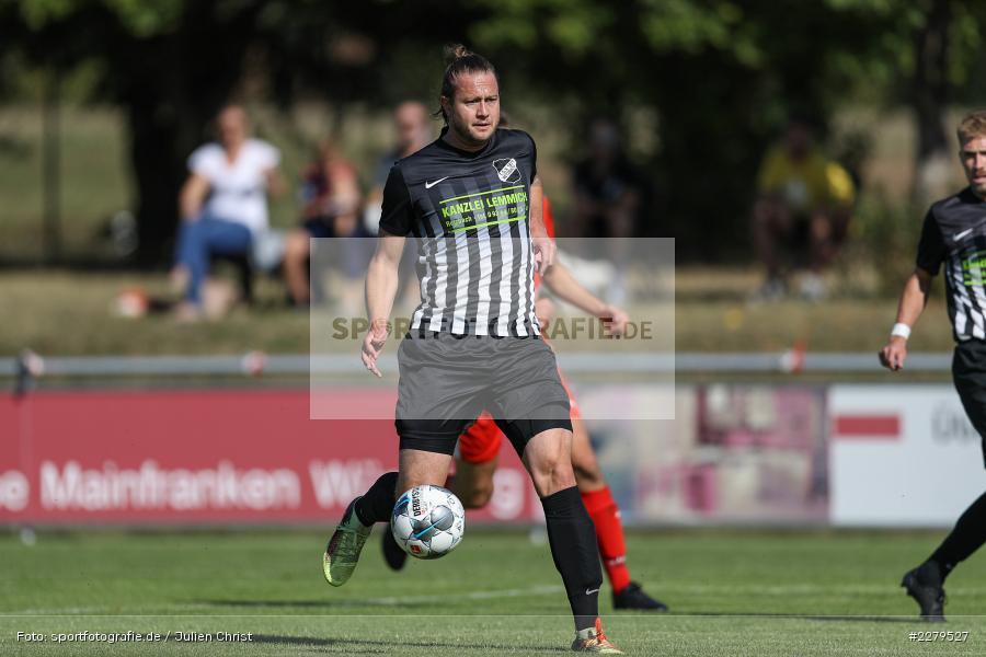 Bastian Hain, TV Wasserlos, TSV Retzbach, Bezirksliga Unterfranken West, 20.09.2020 - Bild-ID: 2279527