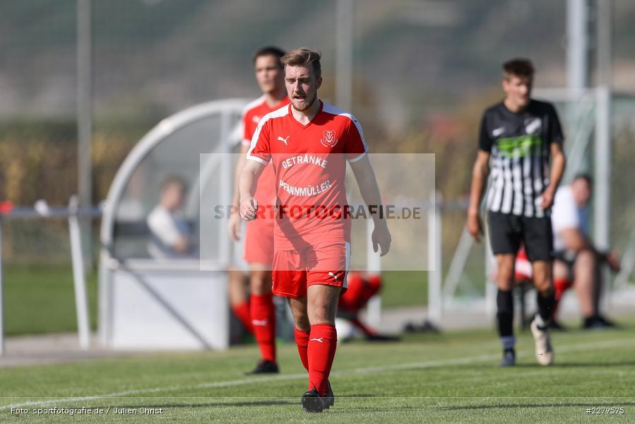 Tim Sengfelder, TV Wasserlos, TSV Retzbach, Bezirksliga Unterfranken West, 20.09.2020 - Bild-ID: 2279575