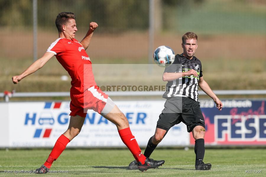 Philipp Gößwein, TV Wasserlos, TSV Retzbach, Bezirksliga Unterfranken West, 20.09.2020 - Bild-ID: 2279601