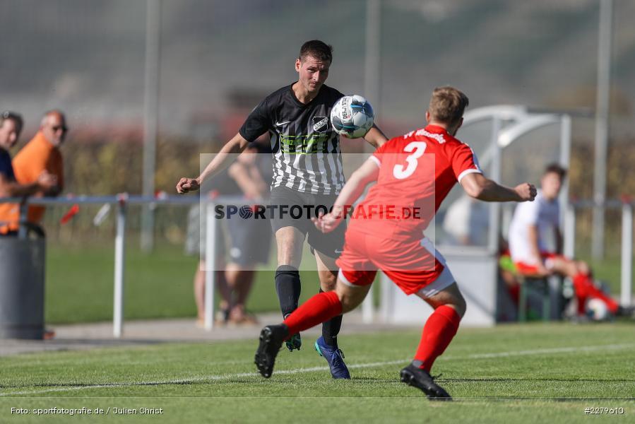 Tim Sengfelder, Dominic Heßdörfer, TV Wasserlos, TSV Retzbach, Bezirksliga Unterfranken West, 20.09.2020 - Bild-ID: 2279610