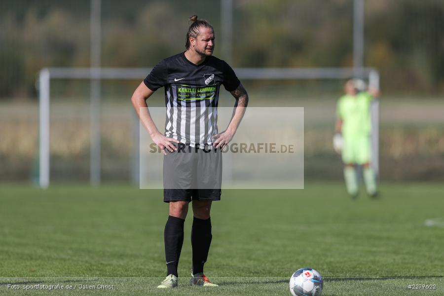 Bastian Hain, TV Wasserlos, TSV Retzbach, Bezirksliga Unterfranken West, 20.09.2020 - Bild-ID: 2279622