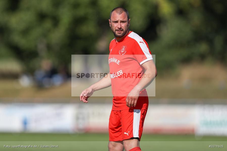 Tobias Leis, TV Wasserlos, TSV Retzbach, Bezirksliga Unterfranken West, 20.09.2020 - Bild-ID: 2279625
