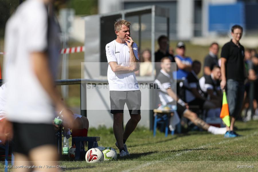 Christian Wehner, Kreisklasse Würzburg, Gruppe 3, FC Karsbach, DJK Fellen, 20.09.2020 - Bild-ID: 2279642