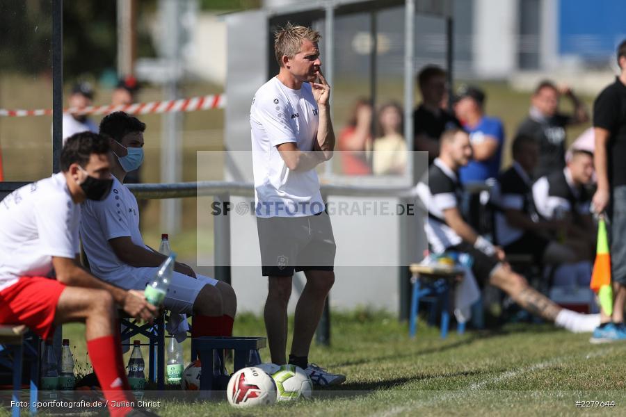 Christian Wehner, Kreisklasse Würzburg, Gruppe 3, FC Karsbach, DJK Fellen, 20.09.2020 - Bild-ID: 2279644