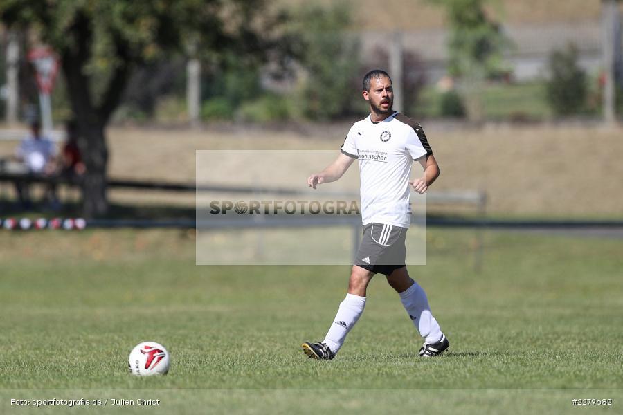 Tobias Pfeifroth, Kreisklasse Würzburg, Gruppe 3, FC Karsbach, DJK Fellen, 20.09.2020 - Bild-ID: 2279682