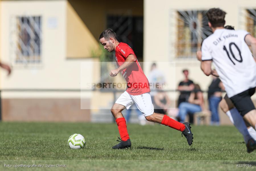 William Vielwerth, Kreisklasse Würzburg, Gruppe 3, FC Karsbach, DJK Fellen, 20.09.2020 - Bild-ID: 2279716