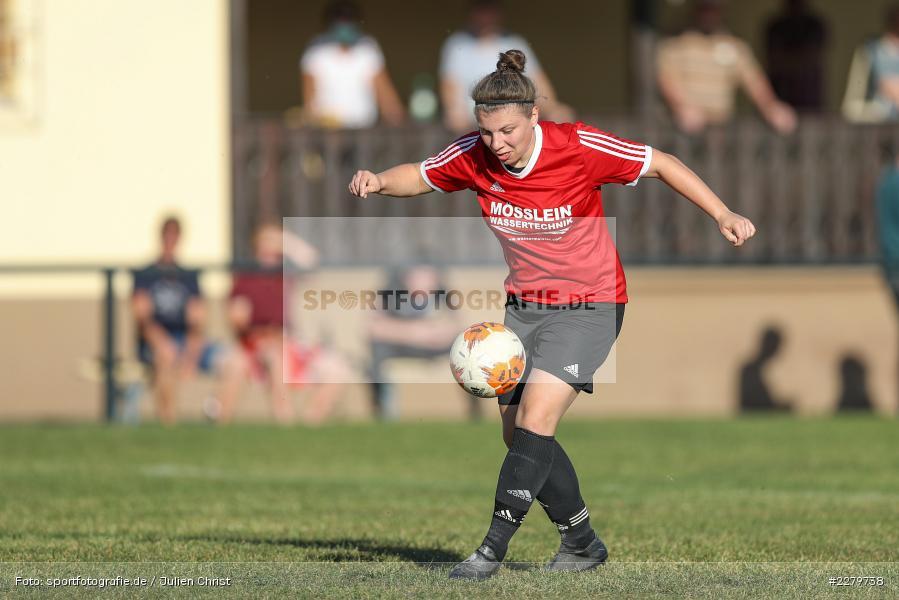 Laura Rosenberger, 20.09.2020, Landesliga Nord Frauen, SpVgg Germania Ebing, FC Karsbach - Bild-ID: 2279738