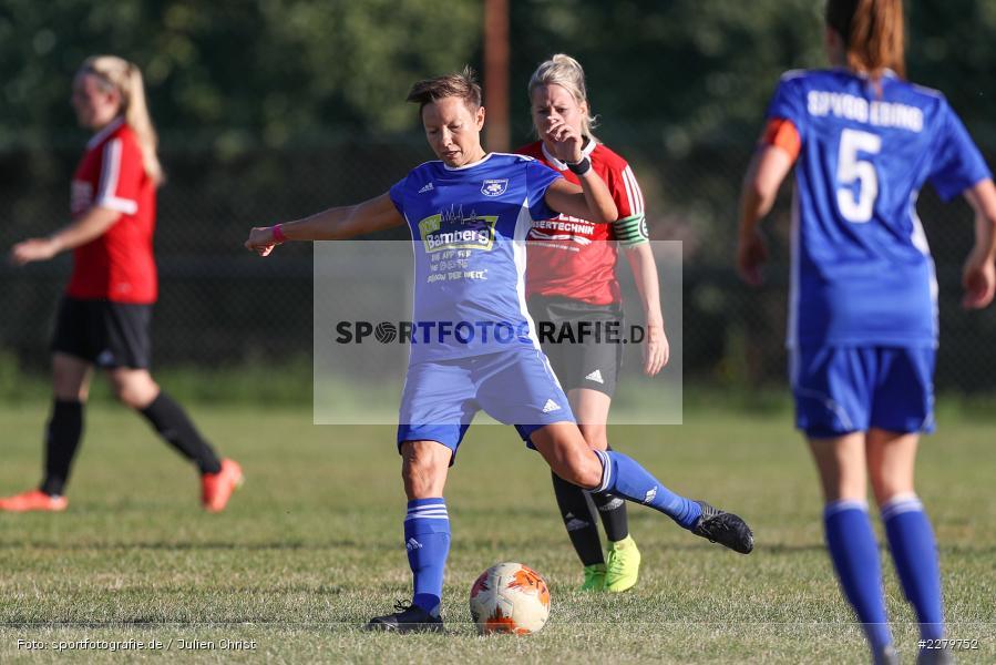 Lisa Sommer, 20.09.2020, Landesliga Nord Frauen, SpVgg Germania Ebing, FC Karsbach - Bild-ID: 2279752