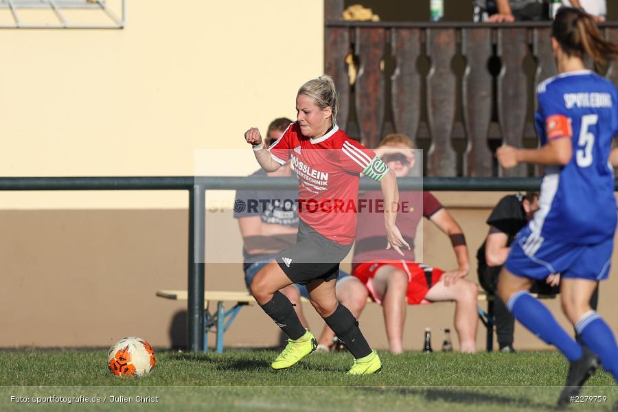 Marie Theres Franz, 20.09.2020, Landesliga Nord Frauen, SpVgg Germania Ebing, FC Karsbach - Bild-ID: 2279759