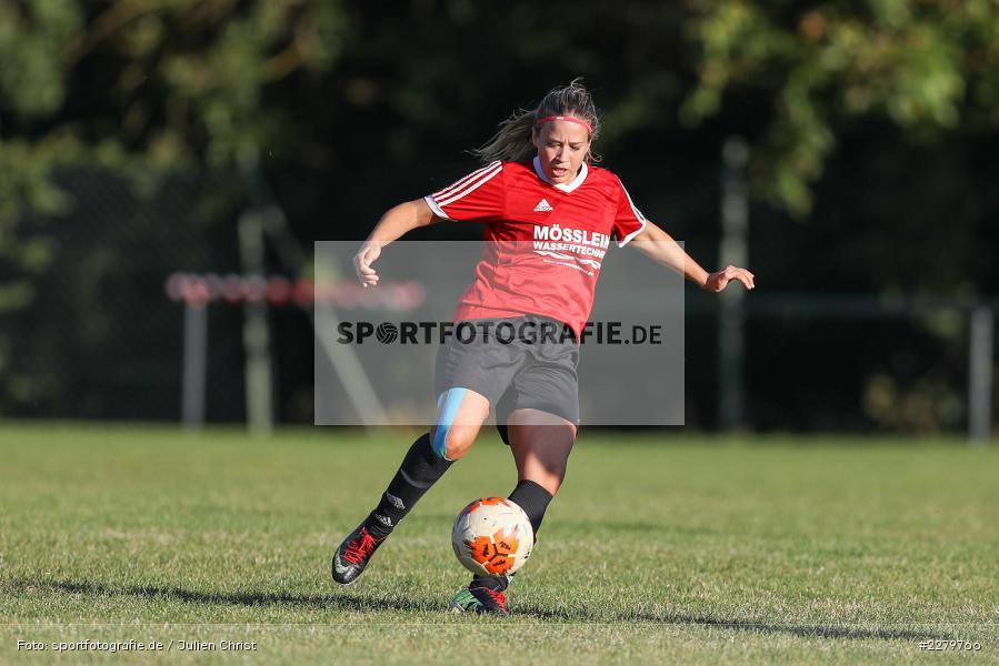 Camilla Fischer, 20.09.2020, Landesliga Nord Frauen, SpVgg Germania Ebing, FC Karsbach - Bild-ID: 2279766