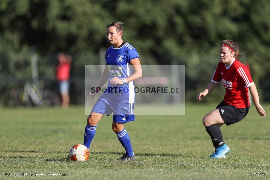 Lisa Sommer, 20.09.2020, Landesliga Nord Frauen, SpVgg Germania Ebing, FC Karsbach - Bild-ID: 2279773