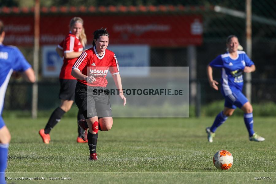 Angelina Müller, 20.09.2020, Landesliga Nord Frauen, SpVgg Germania Ebing, FC Karsbach - Bild-ID: 2279776