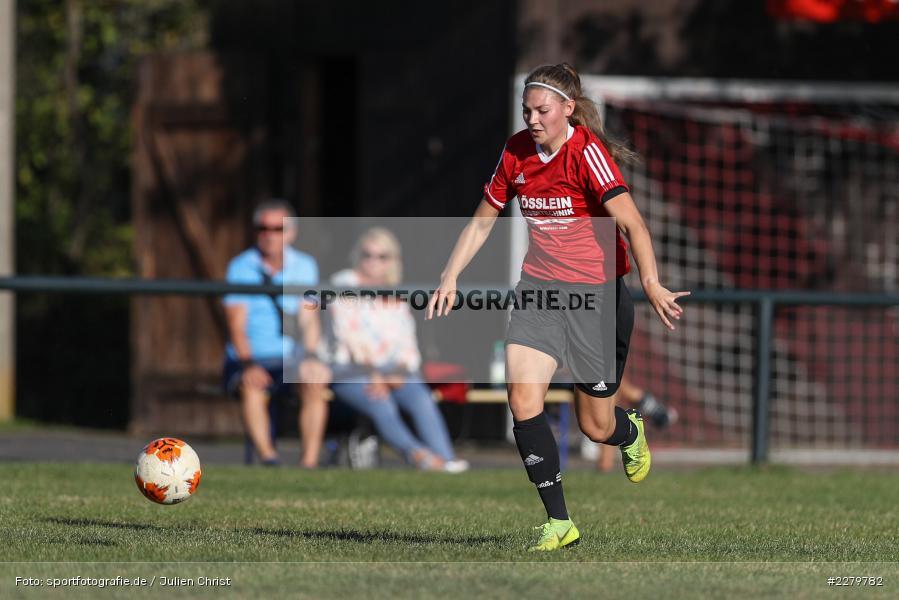 Tamira Stegmann, 20.09.2020, Landesliga Nord Frauen, SpVgg Germania Ebing, FC Karsbach - Bild-ID: 2279782