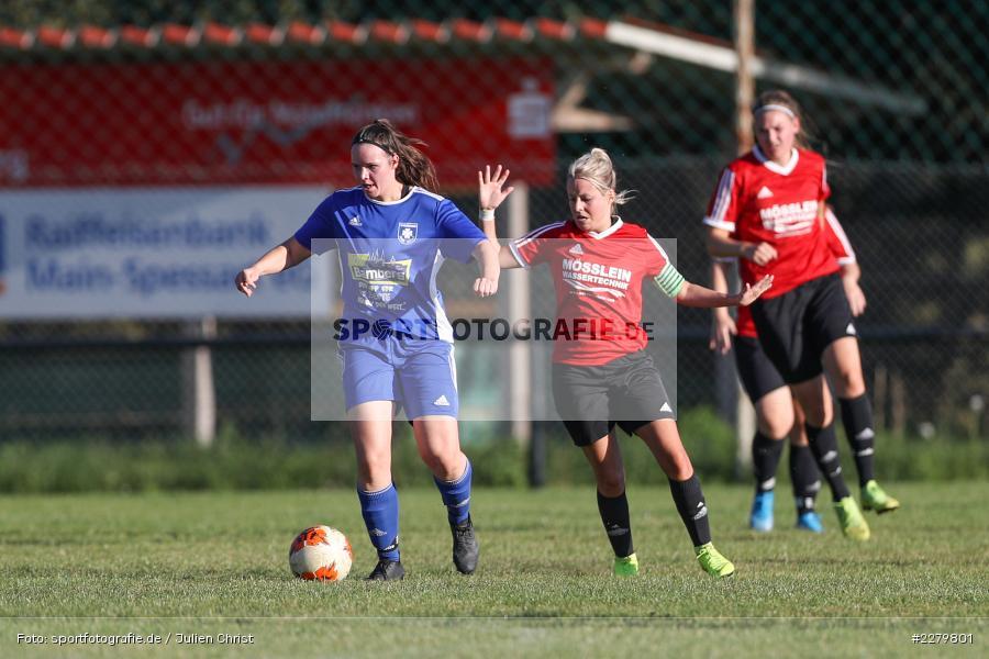 Marie Theres Franz, Nina Höfer, 20.09.2020, Landesliga Nord Frauen, SpVgg Germania Ebing, FC Karsbach - Bild-ID: 2279801
