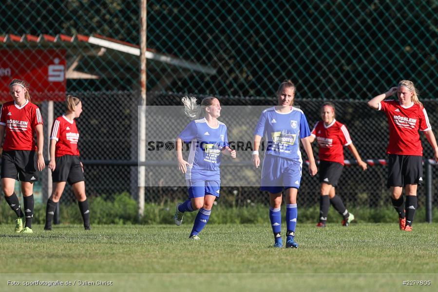Caroline Eberth, 20.09.2020, Landesliga Nord Frauen, SpVgg Germania Ebing, FC Karsbach - Bild-ID: 2279805
