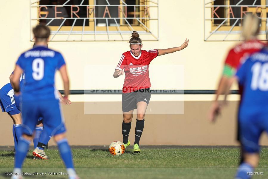 Tamira Stegmann, 20.09.2020, Landesliga Nord Frauen, SpVgg Germania Ebing, FC Karsbach - Bild-ID: 2279810