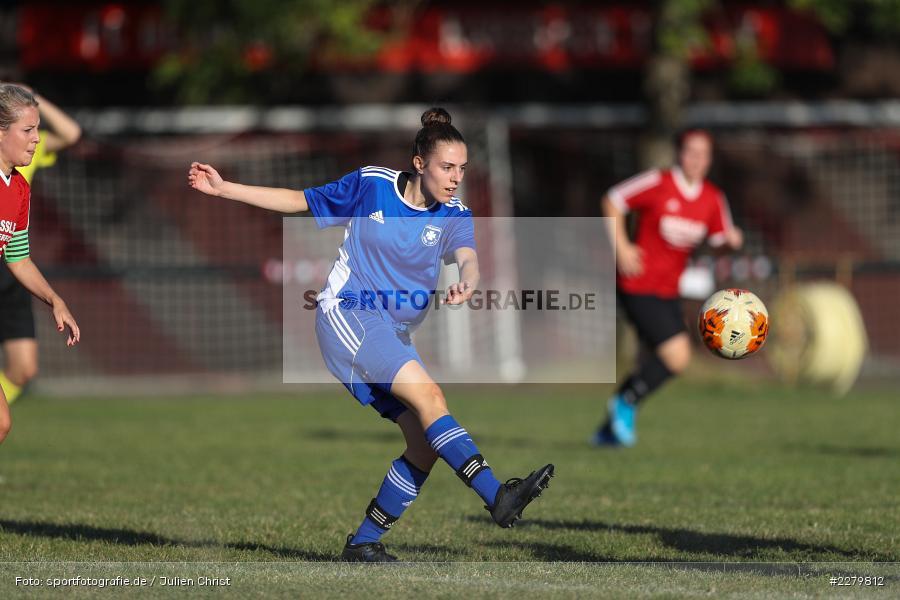 Alessa Herbst, 20.09.2020, Landesliga Nord Frauen, SpVgg Germania Ebing, FC Karsbach - Bild-ID: 2279812