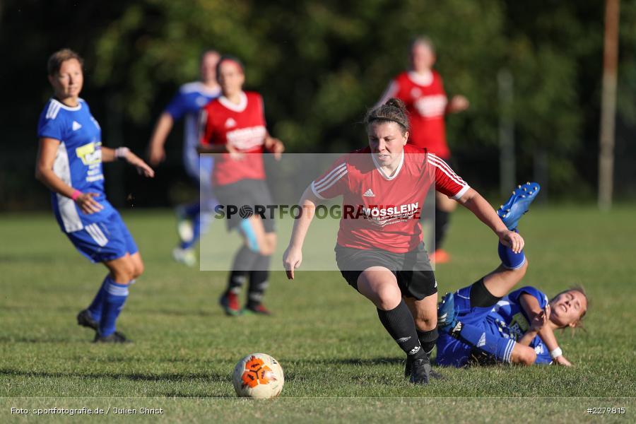 Laura Rosenberger, 20.09.2020, Landesliga Nord Frauen, SpVgg Germania Ebing, FC Karsbach - Bild-ID: 2279815