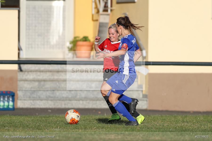 Anna Schneiderbanger, Marie Theres Franz, 20.09.2020, Landesliga Nord Frauen, SpVgg Germania Ebing, FC Karsbach - Bild-ID: 2279825