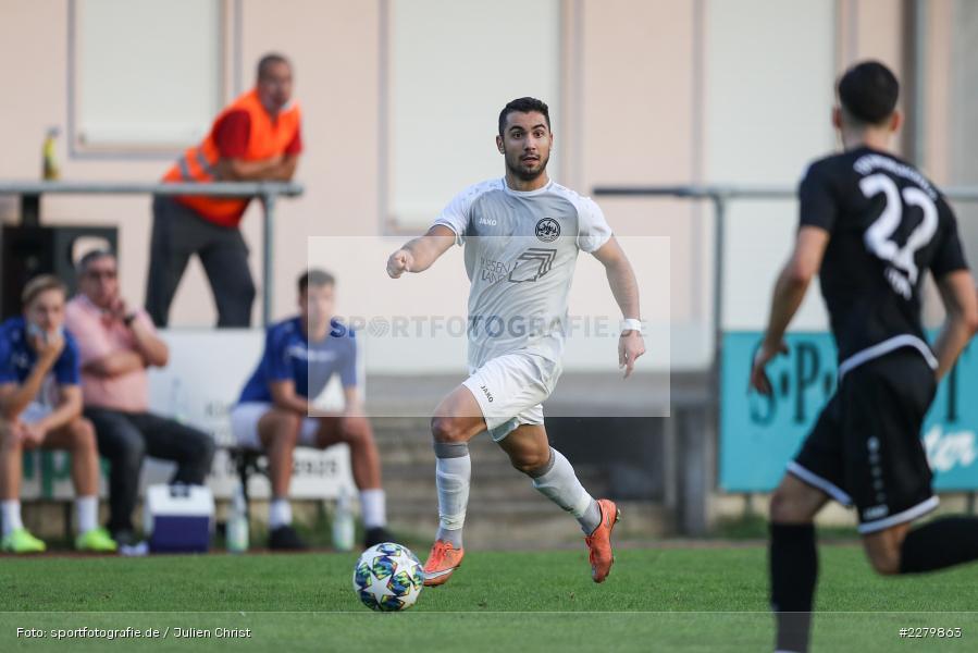 Johan Brahimi, Ligapokal, Landesliga Nord, 22.09.2020, TSV Unterpleichfeld, ASV Rimpar - Bild-ID: 2279863