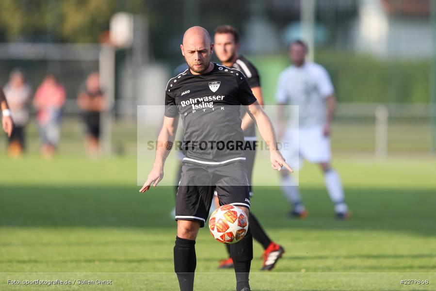 Ligapokal, Landesliga Nord, 22.09.2020, TSV Unterpleichfeld, ASV Rimpar - Bild-ID: 2279868