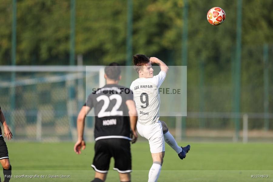 Ligapokal, Landesliga Nord, 22.09.2020, TSV Unterpleichfeld, ASV Rimpar - Bild-ID: 2279870