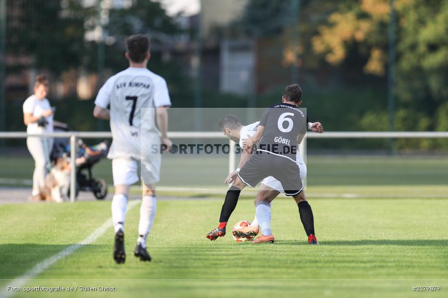 Ligapokal, Landesliga Nord, 22.09.2020, TSV Unterpleichfeld, ASV Rimpar - Bild-ID: 2279879
