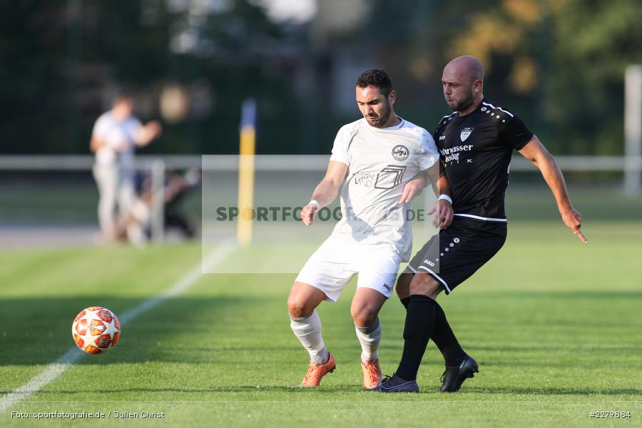 Ligapokal, Landesliga Nord, 22.09.2020, TSV Unterpleichfeld, ASV Rimpar - Bild-ID: 2279884