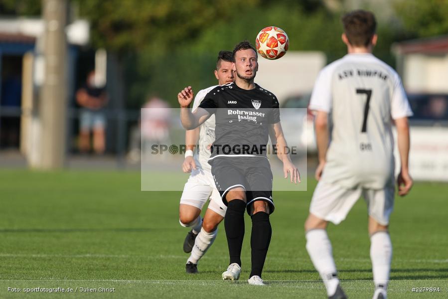 Ligapokal, Landesliga Nord, 22.09.2020, TSV Unterpleichfeld, ASV Rimpar - Bild-ID: 2279894