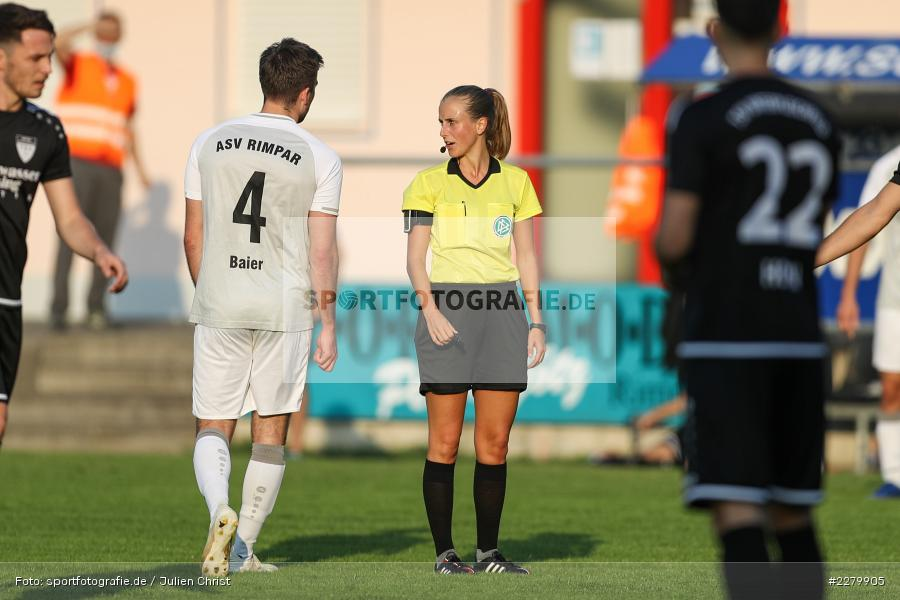 Ligapokal, Landesliga Nord, 22.09.2020, TSV Unterpleichfeld, ASV Rimpar - Bild-ID: 2279905